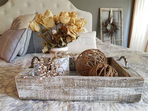 farmhouse style tray decor ideas  designs