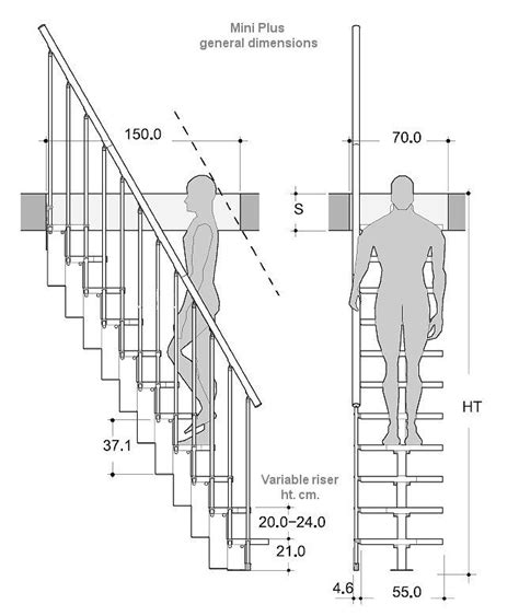 staircase width best 25 narrow staircase ideas on pinterest where to