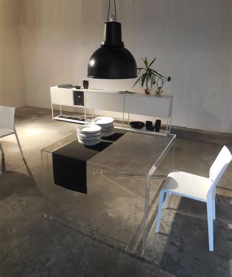tavolo kartell invisible kartell tavolo tavolo quadrato invisible kartell tavoli