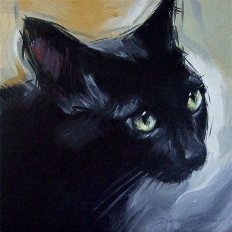 cat painting how to paintings from the cat painting black cat