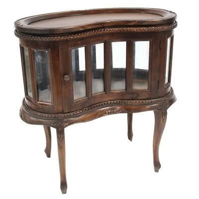Harris Furniture by Harris Furniture 33 Hk Kidney Tea Table