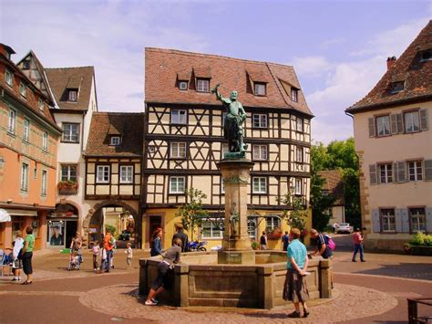 colmar france beauty and the beast meet the city colmar france golberz com