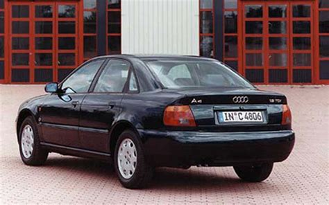 Audi A4 1994 by Audi A4 1 8 1994 Auto Images And Specification