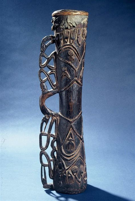 museoartpremier tambour asmat mus 233 e d moderne troyes