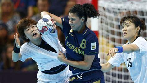 Calendario Futbol España Balonmano Femenino Espa 241 A Cede La En Los 250 Ltimos