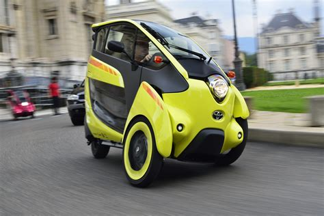 Toyota Iroad Cost Toyota I Road To Begin Mobility Trial Toyota