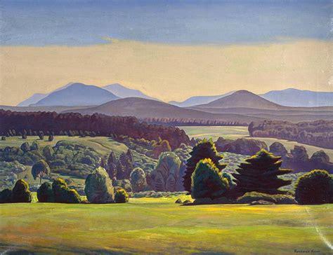 Landscape Artists Kent Asgaard Rockwell Kent Rockwell Kent Landscaping And