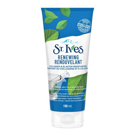 best st ives products st ives collagen elastin moisturizer review