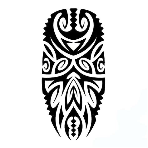 tribal tattoo template tribal half sleeve template tribal template half