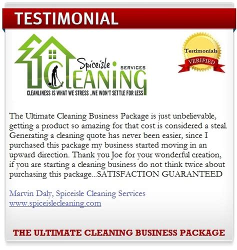 Sle Letter For Cleaning Business Starting A Cleaning Business How To Start A Cleaning