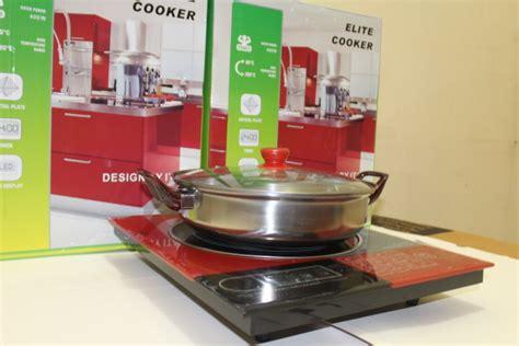 Kompor Listrik Philips 2 Tungku elite kompor induksi 1 2 tungku alat masak listrik tanpa