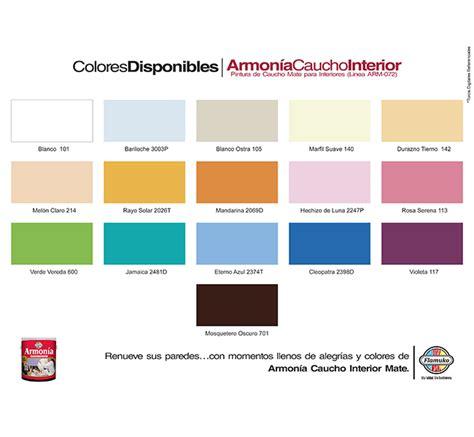 Interior Color by Cartas De Colores Armon 237 A