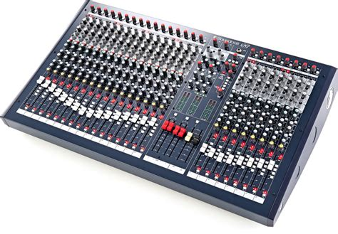 Mixer Soundcraft Spirit Lx7 24 Cnl soundcraft lx 7 ii 24 thomann