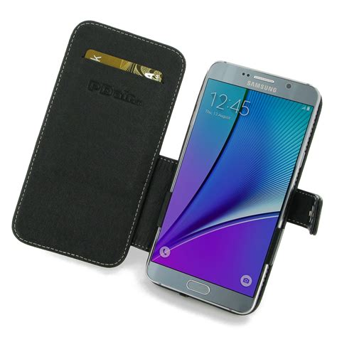 Samsung Galaxy Note 5 Wallet Leather Flip Cover Casing Dompet Samsung Galaxy Note 5 Leather Flip Cover Pdair