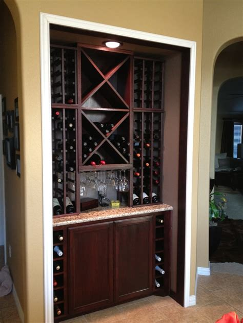 wine kitchen cabinet 25 creative wine storage solutions for your inspiration