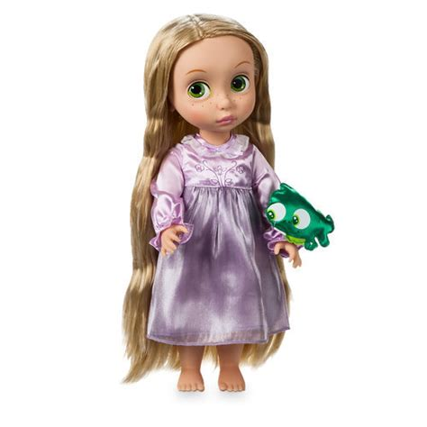 Disney Animators Collection Ariel Rapunzel Original 16 Inch disney animators collection rapunzel doll 16 shopdisney