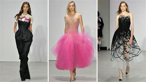 Doheny By Oscar De La Renta Take Two by Oscar De La Renta Review New York Fashion Week