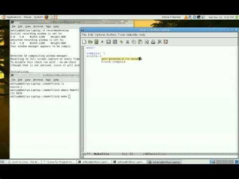 tutorial makefile c using make and writing makefile in c or c doovi