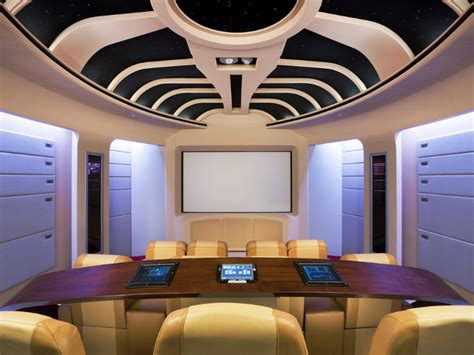 Home Theatre Interior Design 10 Unique Home Theater Themes Home Remodeling Ideas For Basements Home Theaters More Hgtv