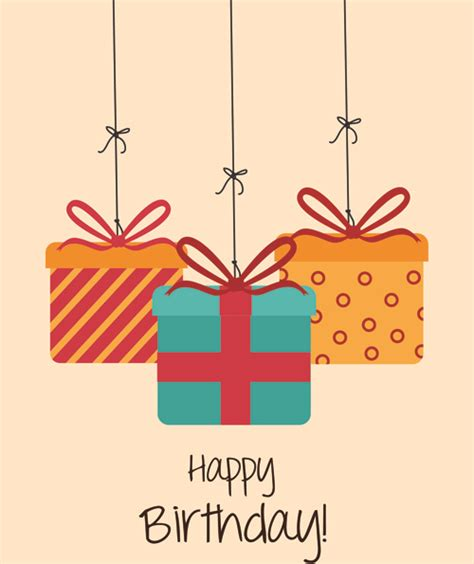 graphic design greeting card templates happy birthday editable card free vector 16 037