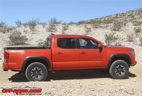 Mid Sized Truck Reviews by 2016 Mid Size Truck Shootout Toyota Tacoma Gmc
