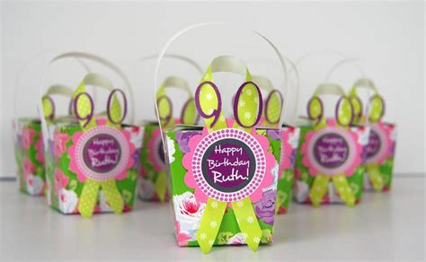 Birthday Giveaways - party favors kids birthday home party ideas