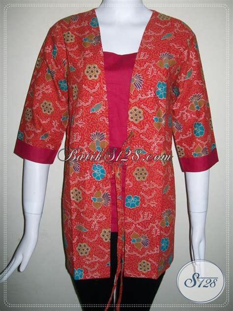 Tenun Overal Celana Wanita Rok Murah blus batik perempuan kombinasi katun polos harga murah terjangkau kualitas bagus model baju
