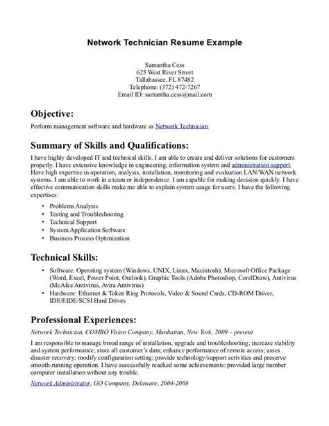 pharmacy tech resume sles sle resumes sle