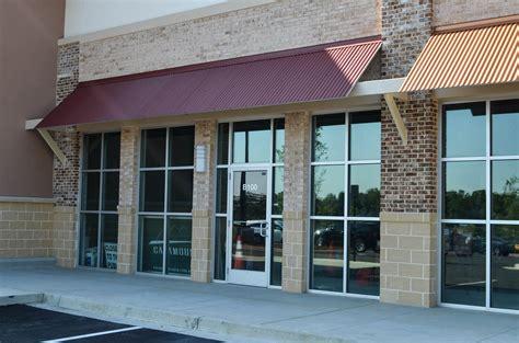 corrugated metal awning elite awnings 187 standing seam corrugated metal awnings
