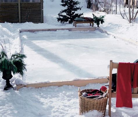 diy backyard ice rink diy backyard ice skating rink outdoor furniture design