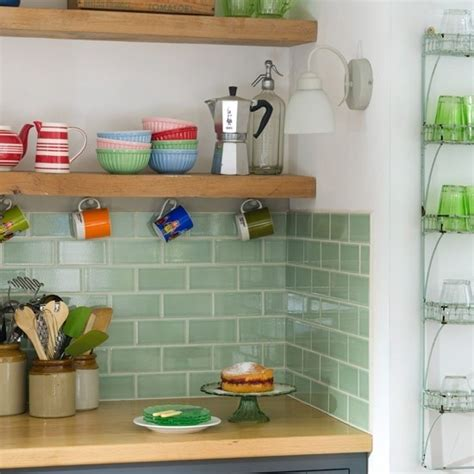 kitchens with shelves green green kitchen tiles we have cream kitchen doors wooden