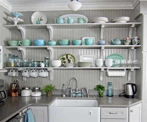 open shelf kitchen design 90 open shelves kitchen ideas 33 pinarchitecture com