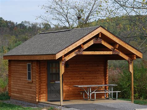 Eagle Cabins by Bald Eagle State Park A Pennsylvania Park Located Near