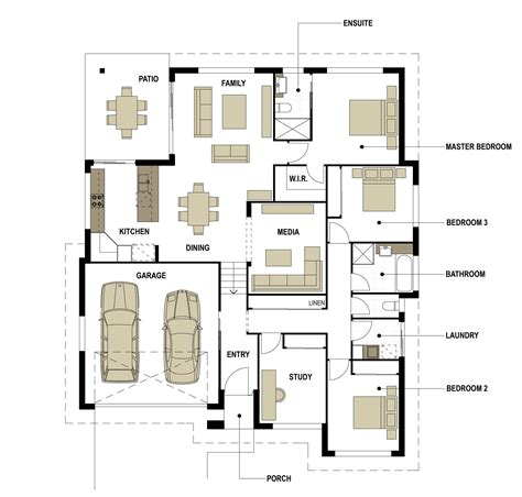 house plans split level split level floor plan smek design gold coast