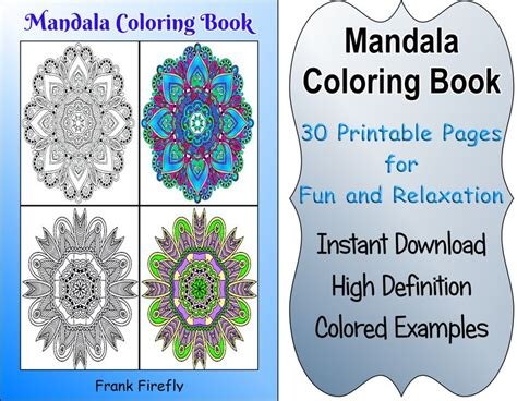 mandala coloring book definition 17 best images about mandala patterns coloring book pages