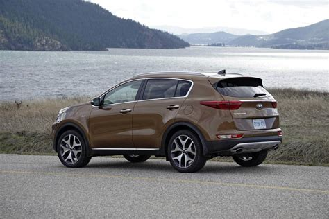 Canada Kia Review 2017 Kia Sportage Shows How Far Kia Has Come The