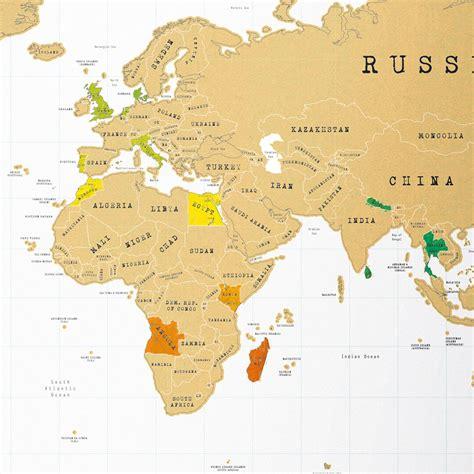 map world scratch scratch map 174 xl