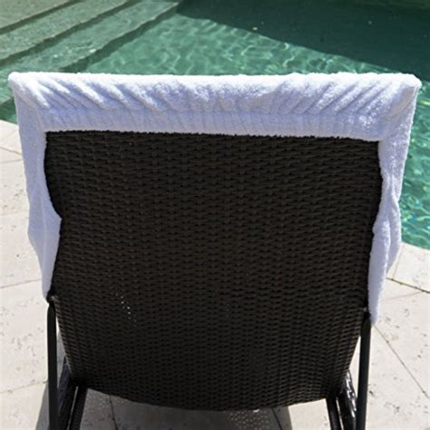Fitted Lounge Chair Towels by Winter Park Towel Co Chaise Lounge Chair Cover Towel 40