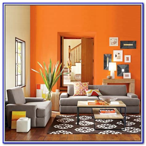 colors that match with orange colors that match with orange walls painting home