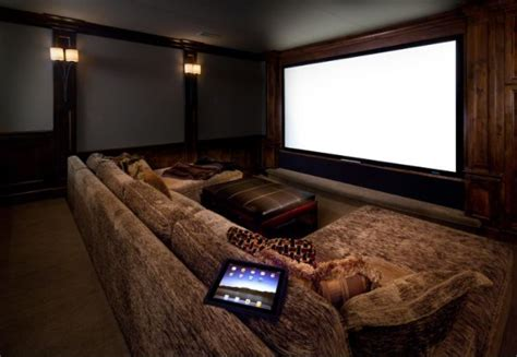 Simple Home Interiors 35 modern media room designs that will blow you away