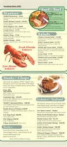 duffy s key west steak lobster house dinner menu