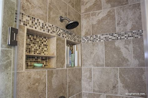 tiled shower gallery