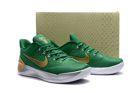 green and gold basketball shoes nike ad low green gold metalic silver men s
