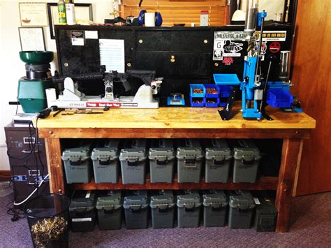 gun reloading bench gun bench gunsmith reloading workbench pinterest guns bench and reloading room