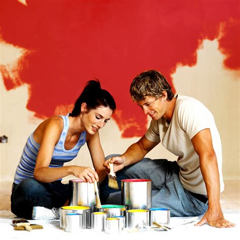 6 simple tips and tricks for painting at home