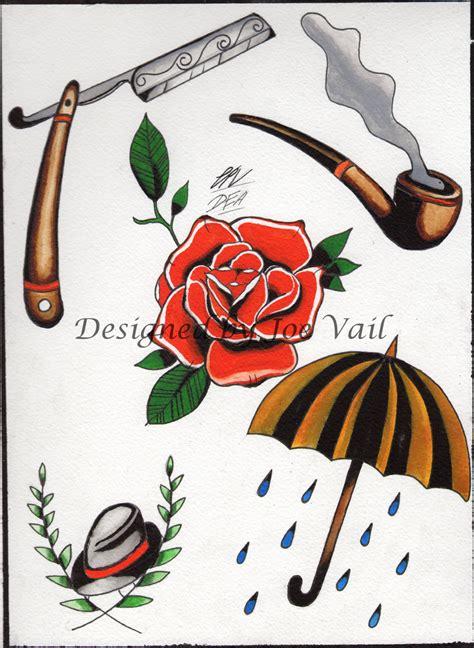 paint tattoo flash joe swanson traditional tattoo flash by deadendartjv on deviantart