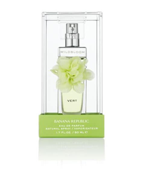 Banana Republic Wildbloom Vert For Edp 100ml inter parfums expands banana republic s wildbloom line the moodie davitt report the moodie
