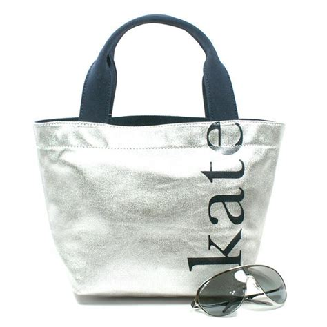 Kate Spade Merrywood Tracy Satchel by Kate Spade Tracy Kate Coal Silver Tote Bag