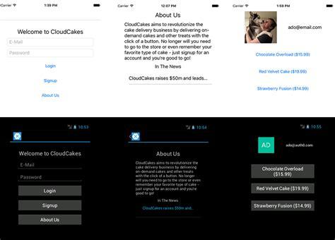 xamarin auth xamarin authentication and cross platform mobile app