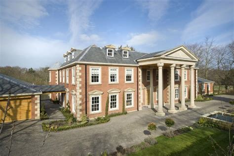 Octagon Houses 7 bedroom detached house for sale in runnymede mansion 66